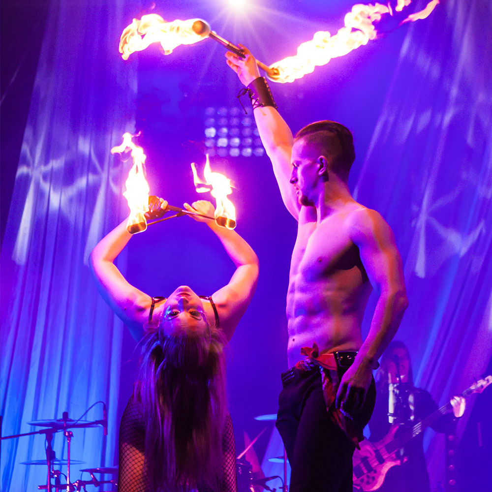 Fire Duo